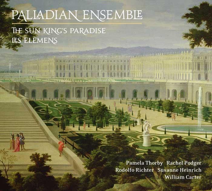 The Sun King's Paradise // Les Elements